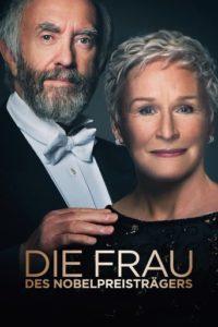 Filmplakat Die Frau des Nobelpreisträgers mit den beiden Hauptdarstellern